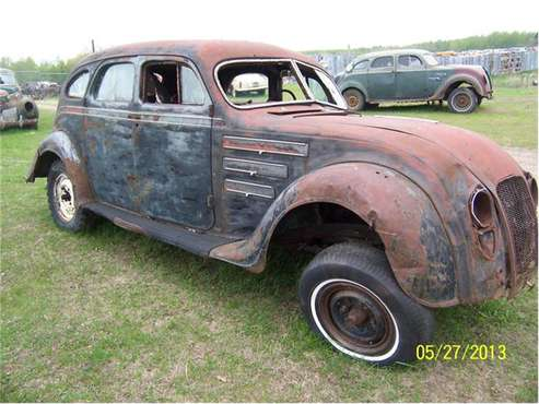 1934 Chrysler Airflow for sale in Parkers Prairie, MN