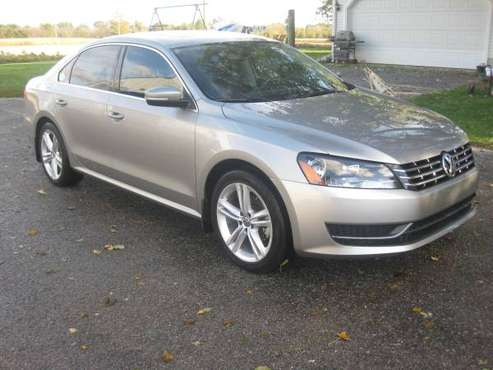 2014 VW PASSAT TDI for sale in Johnsonville, IN
