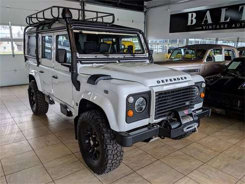 1998 Land Rover Defender for sale in St. Charles, IL