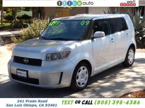 2009 Scion xB Base 4dr Wagon 4A FREE CARFAX ON EVERY VEHICLE! for sale in San Luis Obispo, CA