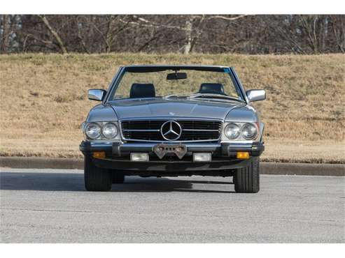 1981 Mercedes-Benz 380SL for sale in St. Charles, MO