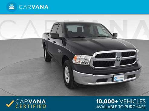 2018 Ram 1500 Crew Cab Tradesman Pickup 4D 5 1/2 ft pickup Gray - for sale in Round Rock, TX