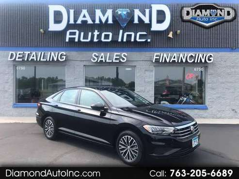 2019 Volkswagen Jetta 1.4T SE 8A - cars & trucks - by dealer -... for sale in Ramsey , MN