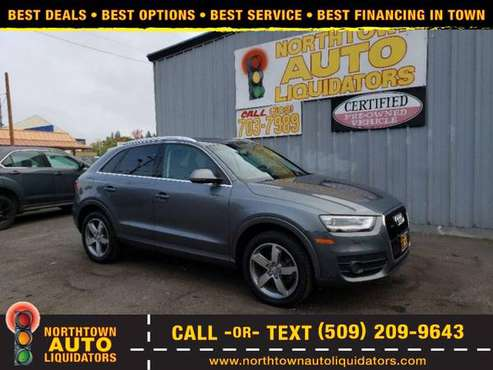 *2015* *Audi* *Q3* *Prestige* for sale in Spokane, OR
