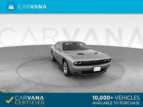 2018 Dodge Challenger SXT Coupe 2D coupe GRAY - FINANCE ONLINE for sale in Atlanta, GA