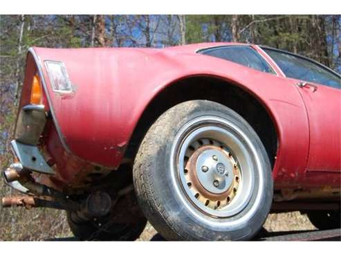 1972 Opel GT for sale in Cadillac, MI