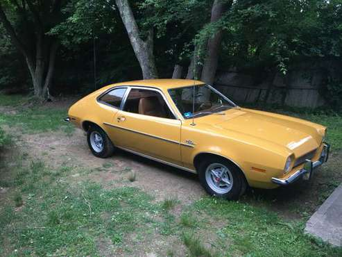 1971 Pinto for sale in Cumberland, RI