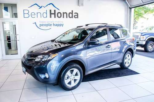 2014 Toyota RAV4 All Wheel Drive RAV 4 AWD 4dr XLE SUV for sale in Bend, OR