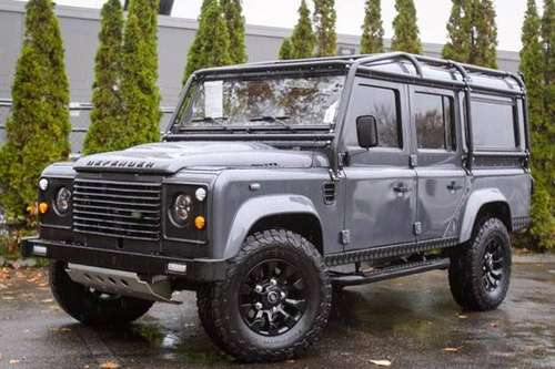 1990 LAND ROVER DEFENDER 110 SUV - cars & trucks - by dealer -... for sale in Bellevue, WA