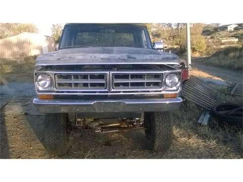 1972 Ford F100 for sale in Cadillac, MI