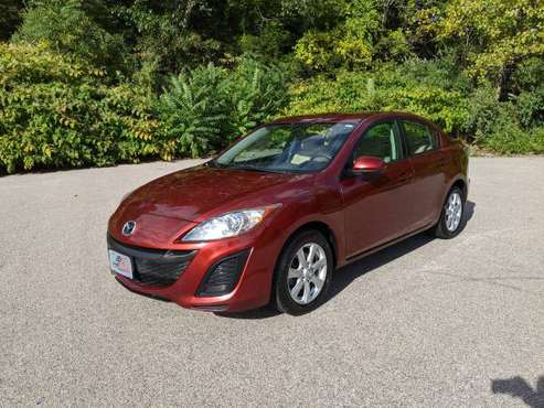 2011 Mazda 3 - Automatic - NO CREDIT NEEDED for sale in Griswold, CT