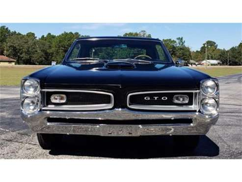 1966 Pontiac GTO for sale in Hope Mills, NC