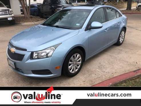2011 Chevrolet Cruze Ice Blue Metallic *BUY IT TODAY* for sale in Austin, TX