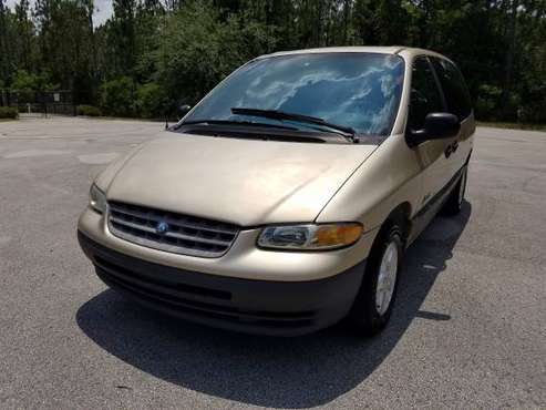 1998 Plymouth Grand Voyager Caravan Alloy Wheels Tinted Glass 7 Pass for sale in Palm Coast, FL