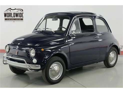 1971 Fiat 500L for sale in Denver , CO