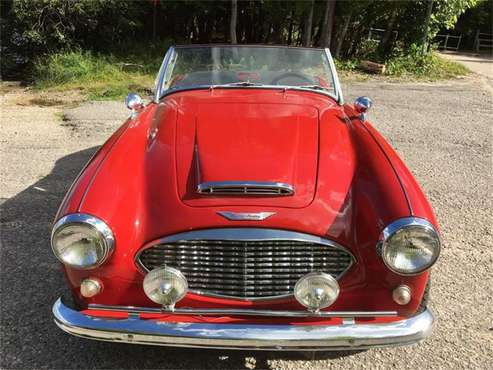 1961 Austin-Healey 3000 for sale in St Louis, MO