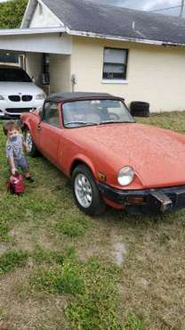 1979 triumph spitfire for sale in Lakeland, FL