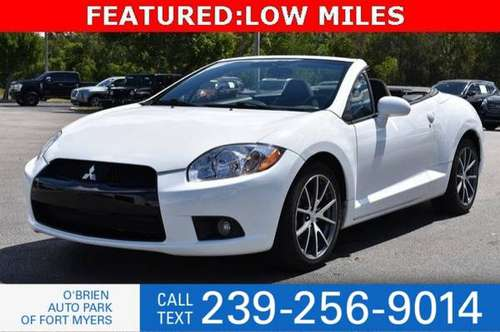 2011 Mitsubishi Eclipse Spyder GS Sport for sale in Fort Myers, FL