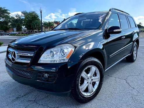 2007 Mercedes-Benz GL450 4-Matic! MUST SEE! CLEAN TITLE! for sale in Port Orange, FL