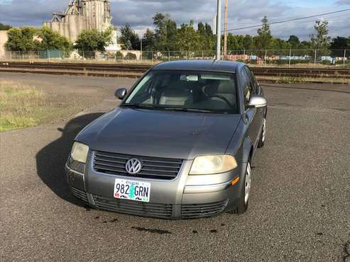 2004 VW Passat LOW MILES 109K!! for sale in Portland, OR