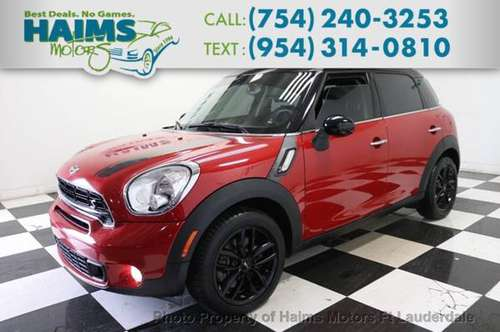 2016 Mini Countryman for sale in Lauderdale Lakes, FL