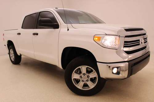 2016 Toyota Tundra SR5 CrewMax Stock #:P0205B for sale in Scottsdale, AZ