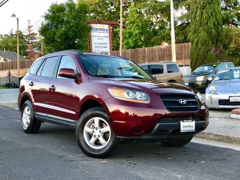 2008 Hyundai Santa Fe AWD - Extra clean! for sale in Auburn , CA