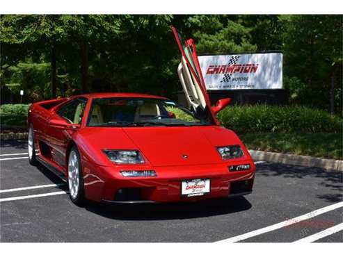 2001 Lamborghini Diablo for sale in Syosset, NY
