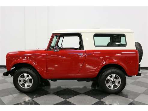 1962 International Scout for sale in Ft Worth, TX