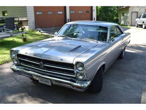 1966 Ford Fairlane for sale in Cadillac, MI