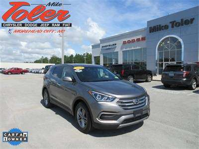 2018 Hyundai Santa Fe Sport 2.4 Base SUV-1 Owner(Stk#p2571) for sale in Morehead City, NC