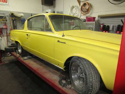 1965 Plymouth Barracuda for sale in Rogers, MN