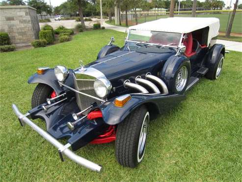 1977 Excalibur Phaeton for sale in Delray Beach, FL