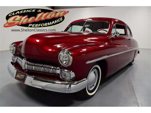 1950 Mercury Coupe for sale in Mooresville, NC