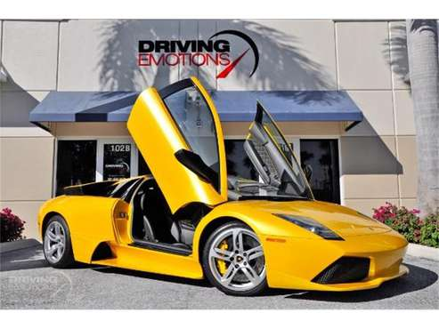 2008 Lamborghini Murcielago for sale in West Palm Beach, FL