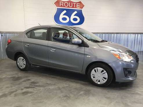 2018 MITSUBISHI MIRAGE G4 ES 1 OWNER!! ONLY 16,493 MILES!! 41+ MPG!! for sale in Norman, KS