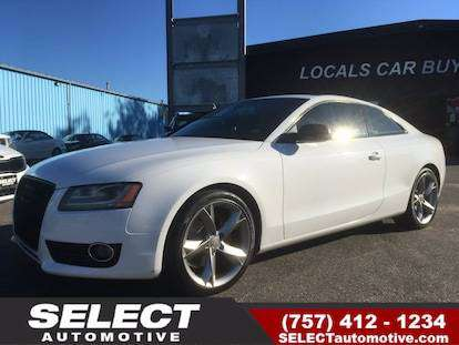 2012 AUDI A5 COUPE - cars & trucks - by dealer - vehicle automotive... for sale in Virginia Beach, VA