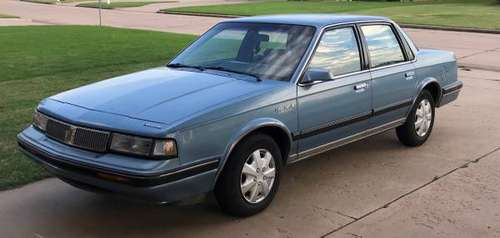 1989 Oldsmobile Cutlass Ciera for sale in Ponca city, OK