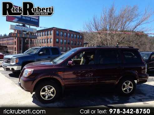 2008 Honda Pilot EX-L 4WD AT for sale in Fitchburg, MA
