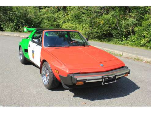 1984 Fiat X1/9 for sale in Tacoma, WA