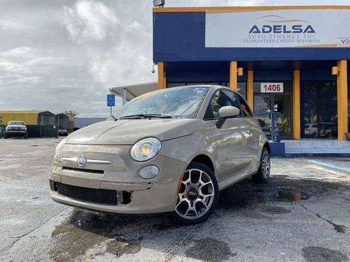 2012 FIAT 500 Sport Hatchback 2D BUY HERE PAY HERE!! for sale in Orlando, FL