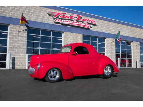 1941 Willys Coupe for sale in St. Charles, MO
