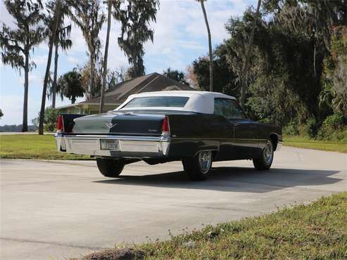 1969 Cadillac DeVille for sale in Fort Lauderdale, FL
