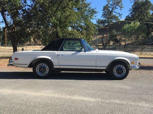 1969 Mercedes-Benz 280SL for sale in Red Bluff, CA