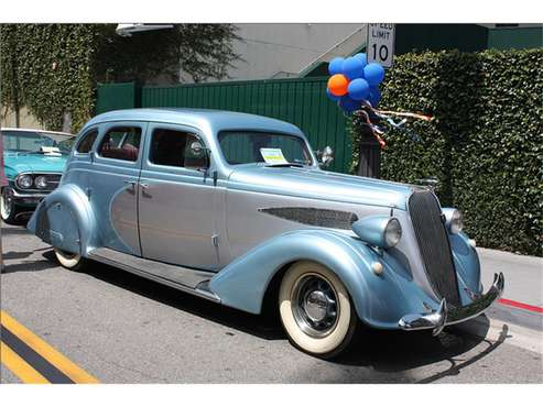1936 Nash Ambassador for sale in Topanga, CA