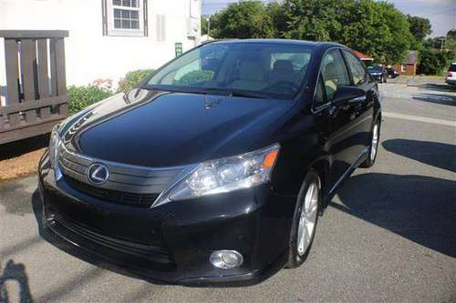2010 LEXUS HS 250h, 0 ACCIDENTS, 2 OWNERS, LEATHER, SUNROOF for sale in Graham, NC