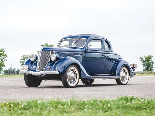 1936 Ford 5-Window Coupe for sale in Auburn, IN