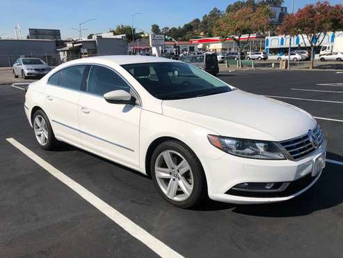 2013 VW CC Clean Title for sale in Castro Valley, CA