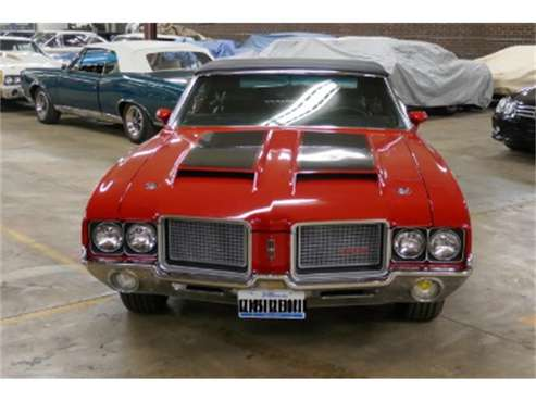 1972 Oldsmobile 442 for sale in Mundelein, IL