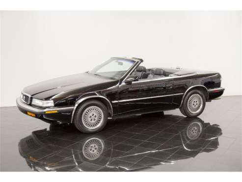 1990 Chrysler TC by Maserati for sale in St. Louis, MO
